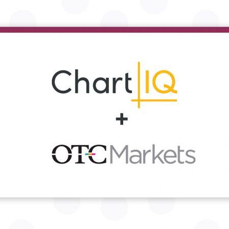 OTC Markets Goes Live with ChartIQ
