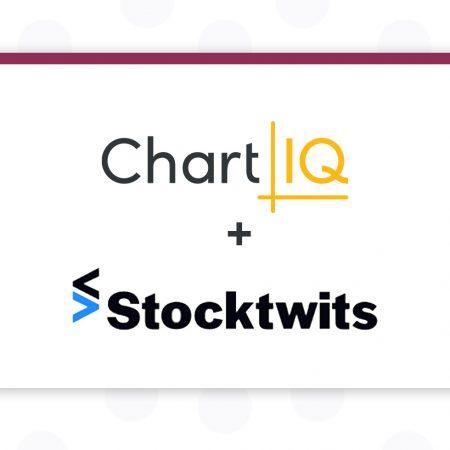 Stocktwits Launches ChartIQ Advanced Stock Charting