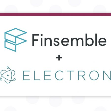 The Smart Desktop Belongs to Finsemble and Electron