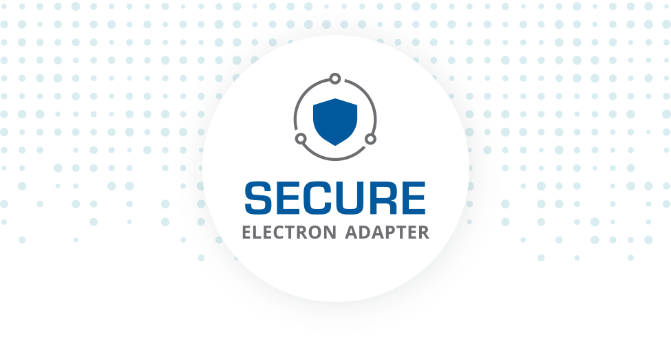 Secure Electron Adapter logo