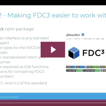 FDC3 Lead-maintainer Kris West Presents What's New in FDC3 1.2