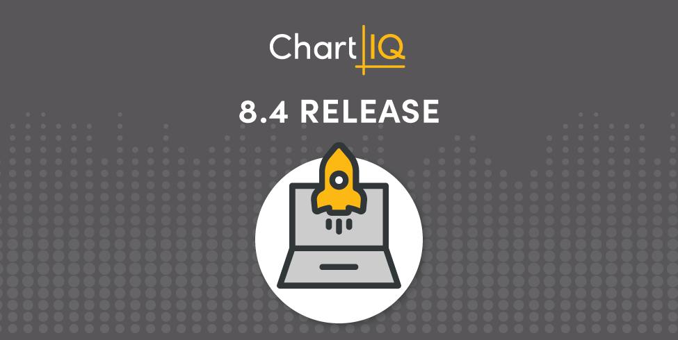 ChartIQ 8.4 Release